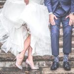 Shoppen voor een trouwfeest